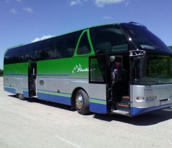 Автобус Неоплан